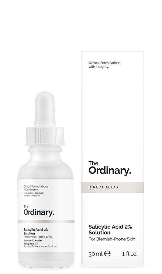Product Review: The Ordinary Salicylic Acid 2% Solution